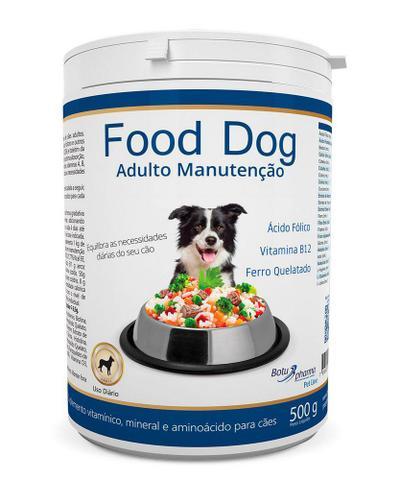 Imagem de Suplemento vitaminico food dog adulto manutencao 500g validade 08/21
