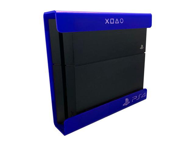Imagem de Suporte Acrilico Playstation 4 - Modelo Slim - Azul
