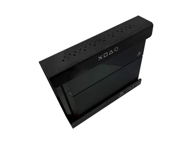 Imagem de Suporte Acrilico Playstation 4 - Modelo Slim - Vermelho