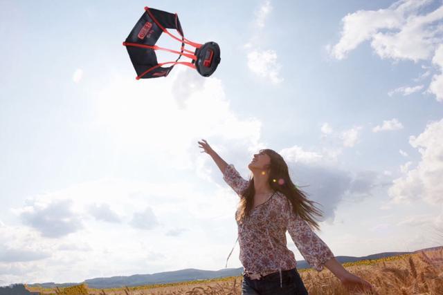 Imagem de Suporte Aerodinâmico para GoPro Hero 7 6 5 Black GoBullet GoFly