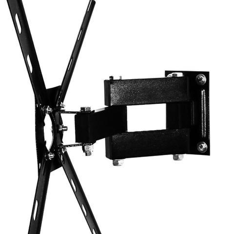 Imagem de Suporte articulado 4 movimentos para Smart TV 4K Ultra HD Samsung QLED 55 polegadas