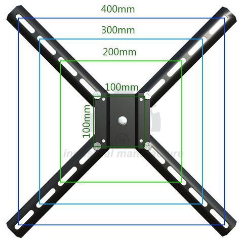 Imagem de Suporte Articulado Para Televisão Lcd Led Plasma Até 32 polegadas modelo - 1a