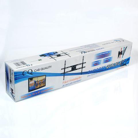 Imagem de Suporte Articulado TV Led Smart 4k LCD Monitor 24 28 32 40 42 43 46 Samsung LG Sony Acer 10 Até 47