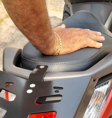 Imagem de Suporte Bagageiro Baú Bauleto Yamaha Nmax 160 - **Até modelo 2020**
