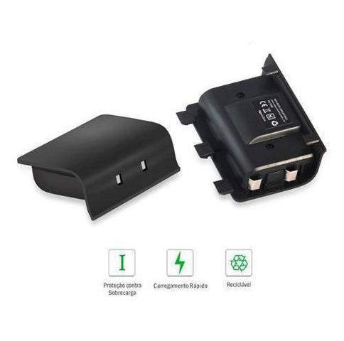 Imagem de Suporte Base Vertical Com Cooler 2 Baterias Dock Xbox One X