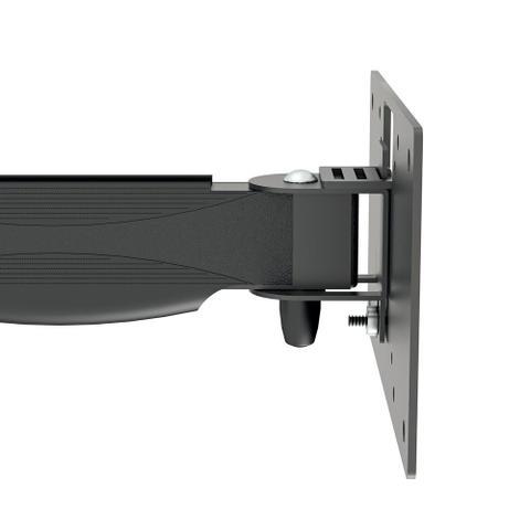 Imagem de Suporte biarticulado com inclinação para TV de 14 a 56 polegadas - Stpa-46