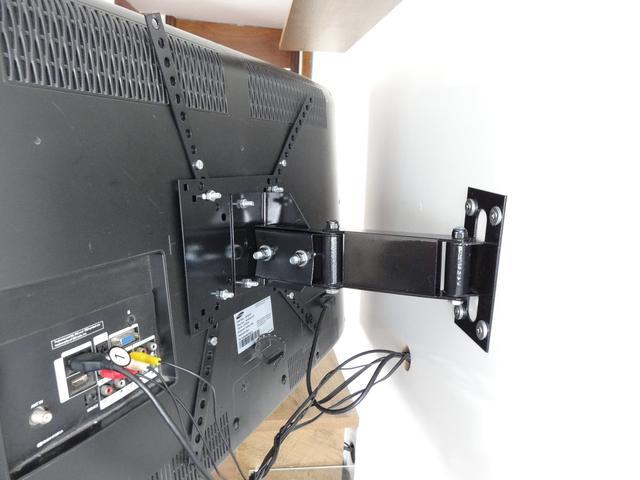 Imagem de Suporte Biarticulado De Painel Para Tv Samsung LG Sony Philco Philips Panasonic 20 21 22 23 24 25 26 27 28 29 Polegadas