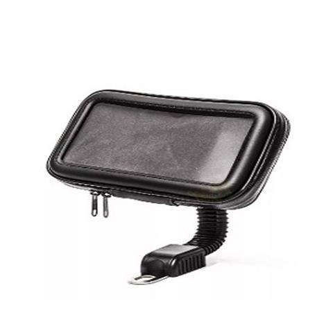 Imagem de Suporte Bolsa Celular P Moto Prova D'agua Tomate Mtg-016a