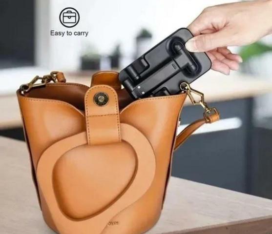 Imagem de Suporte Celular Smartphone Mesa Universal Ajustável Luxo - Vision