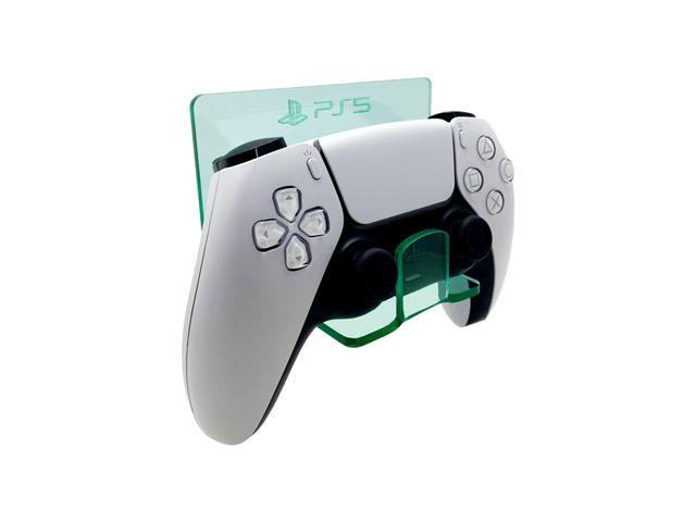 Imagem de Suporte Controle Playstation 5 Parede Em Acrílico Vidro Ps5