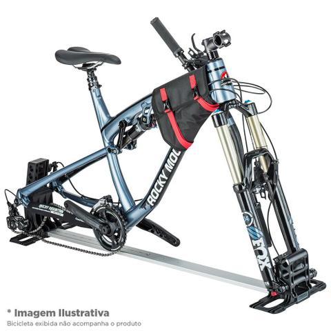 Imagem de Suporte de Alumínio para Fixar Road Bike em Transporte Evoc