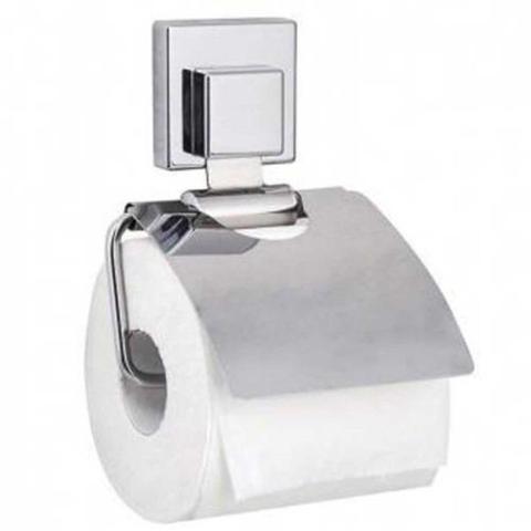 Imagem de Suporte de Banheiro Para Papel Higiênico Martiplast Smartloc LOC706