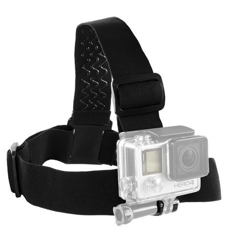 Imagem de Suporte De Cabeça Suporte Peitoral Ventosa De Vidros Kit Gopro Hero Action Sports
