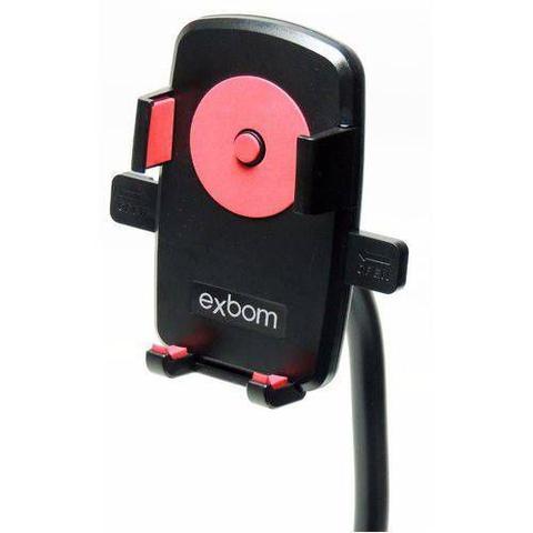 Imagem de Suporte De Celular SmartPhone Gps Para Carro Veicular Exbom SPT24