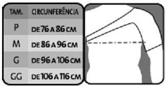 Imagem de Suporte De Ombro Bilateral De Neoprene Bilateral Preto - Artipé