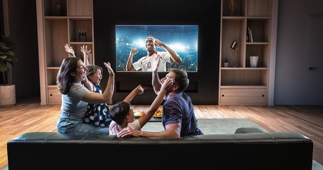 Imagem de Suporte De Painel Para Tv Aoc Tcl Cce 54 55 56 57 Polegadas