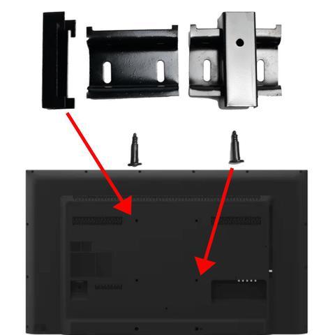 Imagem de Suporte De Parede Para Tv Toshiba Sony 18 19 20 21 Polegadas