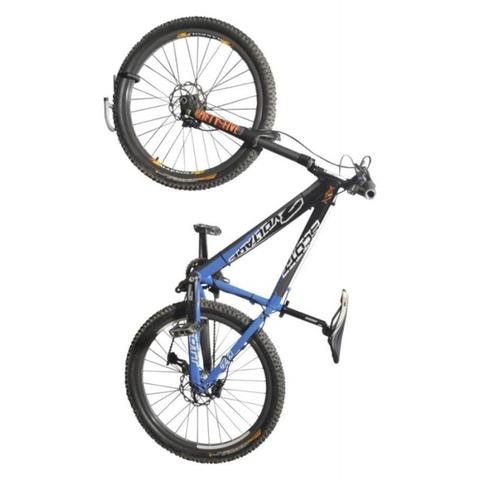Imagem de Suporte de Parede Vertical para Bicicleta 4 Unidades Altmayer