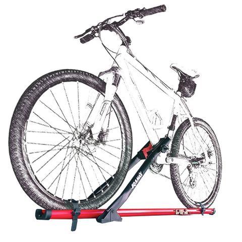 Imagem de Suporte De Teto Para Bicicleta Transbike Eqmax Vermelho