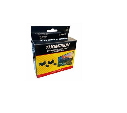 Imagem de Suporte de TV Fixo Kit Universal Para Fixar 10 A 71 Polegadas Painel e Parede em Metal Reforçado Thompson