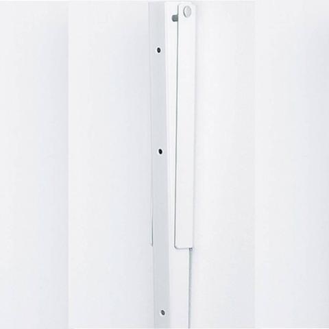 Imagem de Suporte Dobrável De Aço Branco 28cm Casa Fácil Fico