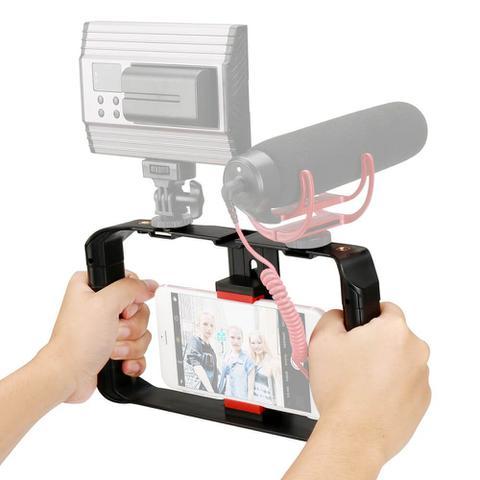 Imagem de Suporte Estabilizador Manual para Celular Smartphone Ulanzi U-Rig Pro