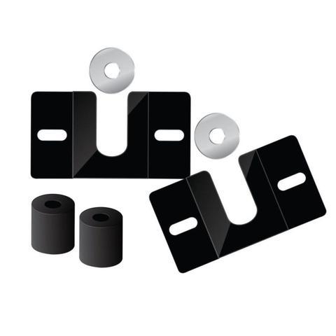 """Imagem de Suporte fixo para Tv de 10"""" a 100"""" polegadas para parede ou painel para Smart TV 4K Ultra HD Samsung QLED 55 polegadas"""