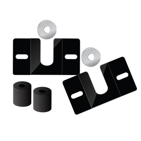 """Imagem de Suporte fixo para Tv de 10"""" a 100"""" polegadas para parede ou painel para Smart TV 4K Ultra HD Samsung Série 7 LED 50 pole"""