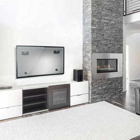"""Imagem de Suporte Fixo Universal de Parede para TVs LED / Plasma / LCD / 3D de 14"""" a 84"""" UNI100 ELG"""