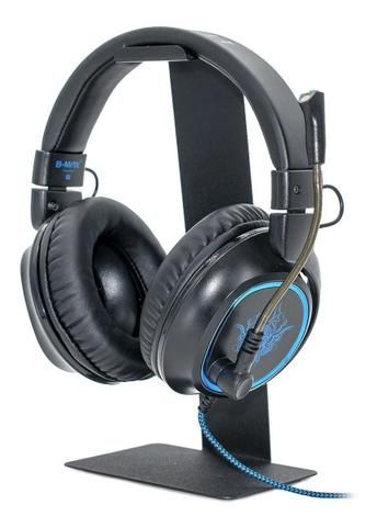 Imagem de Suporte Fone Ouvido Headphone Headset Metal Gamer Escritório
