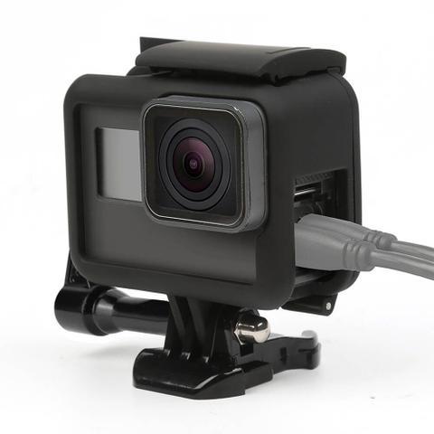 Imagem de Suporte Frame GoPro Hero 5 6 7 Black 7 White 7 Silver e Hero (2018)