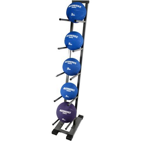 Imagem de Suporte para 5 Bolas Medicine Ball Uplift