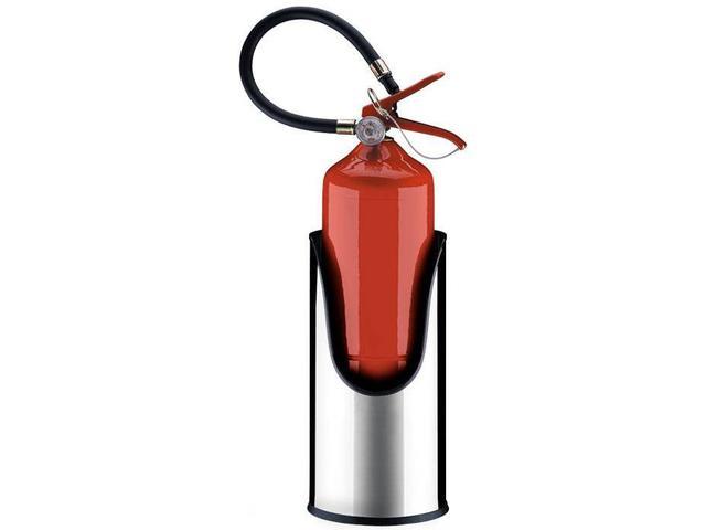 Imagem de Suporte para Extintor em Inox