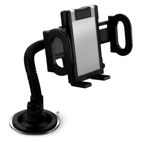 Imagem de Suporte para GPS Multilaser AC168 Universal Compativel com Tablet Smartphone iPod iPhone PDA e Outros