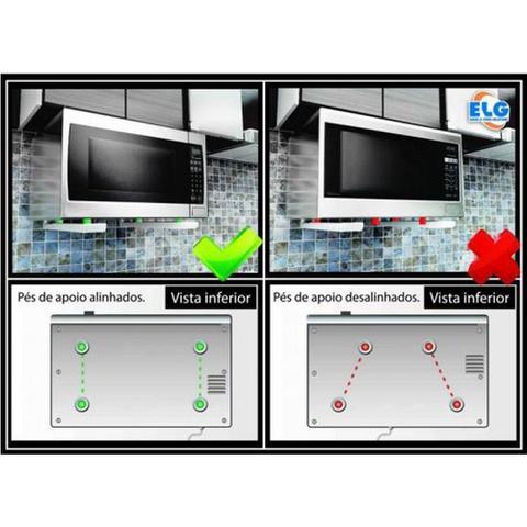 Imagem de Suporte para Microondas ELG MW03W