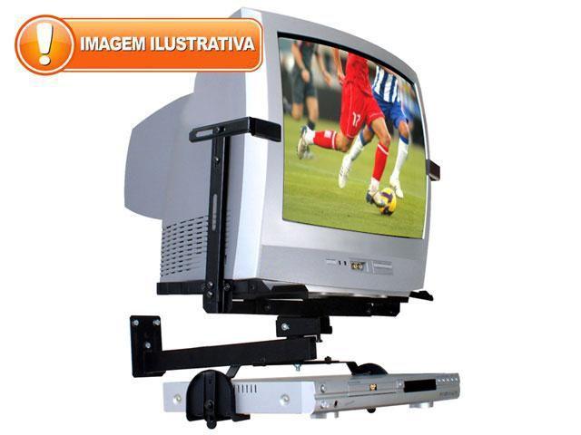 Imagem de Suporte para TV CRT/Vídeo até 21 Polegadas