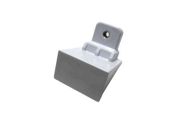 Imagem de Suporte Puxador Superior Branco Refrigerador Electrolux 67401599
