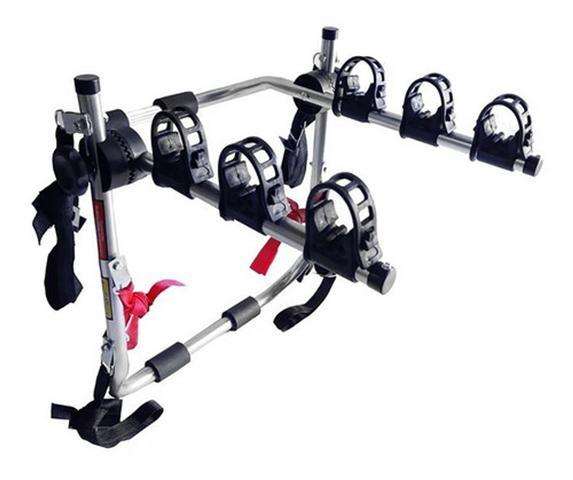 Imagem de Suporte Transbike Fire Para 3 Bicicletas True Sports