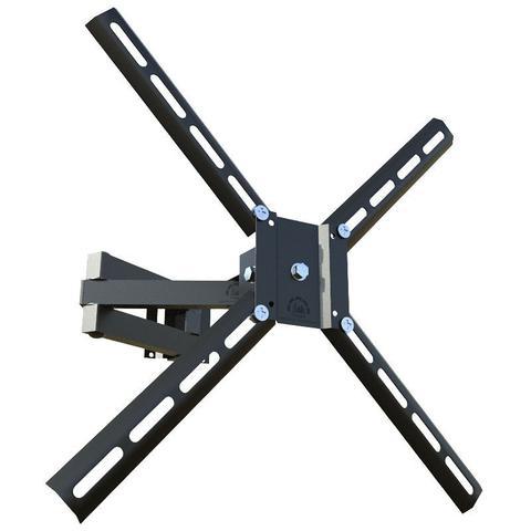 Imagem de Suporte tri-Articulado 5 movimentos Para televisão e Monitores de até 43 Polegadas -1D