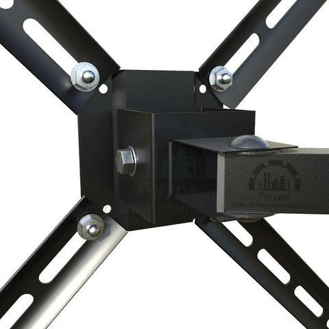 Imagem de Suporte Tri-articulado para tvs/Monitores de 21 a 43 polegadas