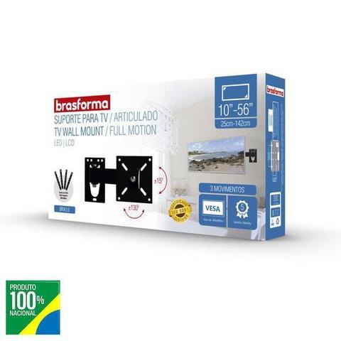 Imagem de Suporte Tv 32 42 43 49 50 55 Pol Smart LG Philco Tlc Bra3.0