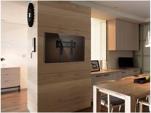 Imagem de Suporte TV LED/PLASMA/LCD 15 a 32 Polegadas - Vesa 200 Preto - ELG