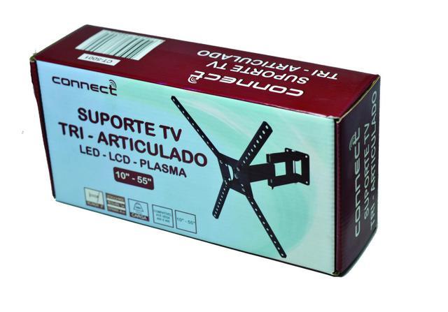 Imagem de Suporte TV Tri-Articulado LED/LCD/PLASMA 10