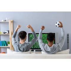 Imagem de Suporte Universal Fixo De Painel Para Tv Samsung LG Sony Philco Philips Panasonic 37 38 39 40 41 42 43 44 45 Polegadas