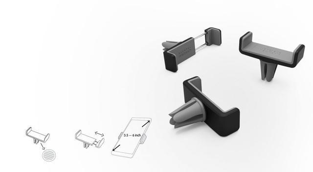 Imagem de Suporte Veicular para Smartphones (Celulares) HD20 - Alcatel