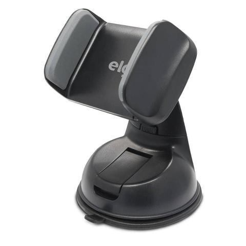Imagem de Suporte Veicular Tipo Garra 360 com Fixação por Ventosa para Smartphones de 3,5