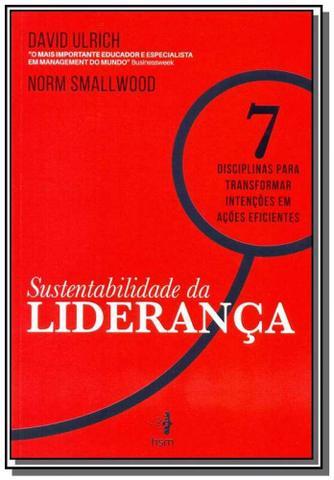 Imagem de Sustentabilidade da lideranca