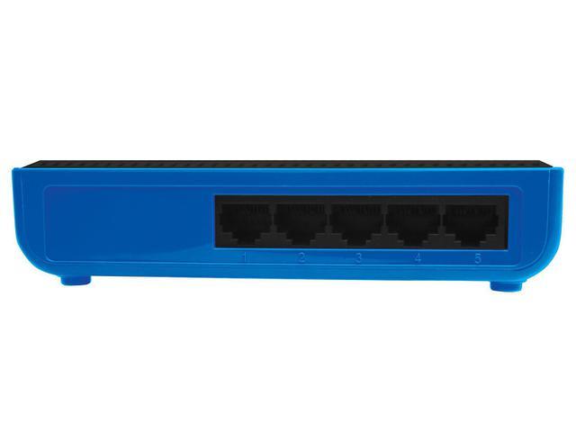 Imagem de Switch 5 Portas 10/100Mbps
