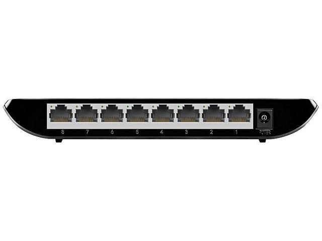 Imagem de Switch 8 Portas 10/100/1000Mbps