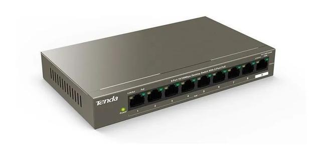 Switch Com 9 Portas Tef1109p Tenda
